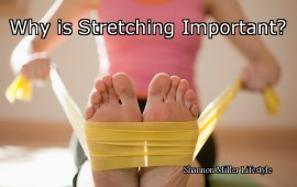 Stretching-Important