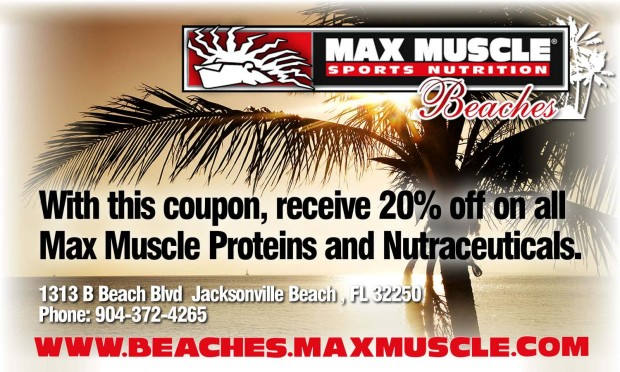 Max Muscle, established in , is the premier franchise specializing in Sports Nutrition. Max Muscle offers a diverse but integrated product mix of innovative nutritional supplements, fashionable athletic apparel and magazine publishing that targets a broad consumer base with a .