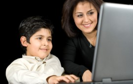Internet safety with children