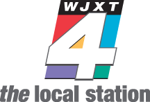WJXT 4 The Local Station Logo