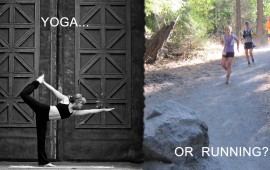 Yoga Run Jamie Walker