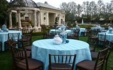 elegant baby shower venue