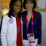 GabbyDouglas and SM