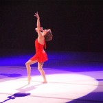 Shannon Miller_Red Dress