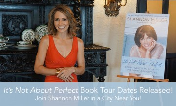 Book Tour Dates Released