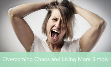 overcoming chaos