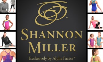 Shannon Miller Leotard Collection
