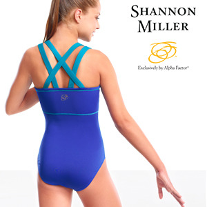 Shannon Miller Alpha Factor Gymnastics Leotards