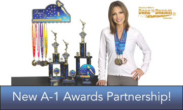 A-1 and Shannon Miller Dare to Dream Collection