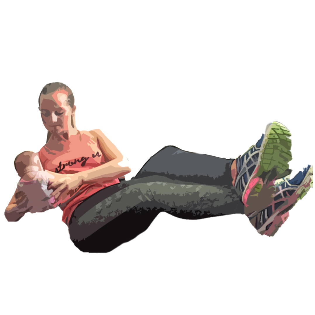 Mom Baby Workout