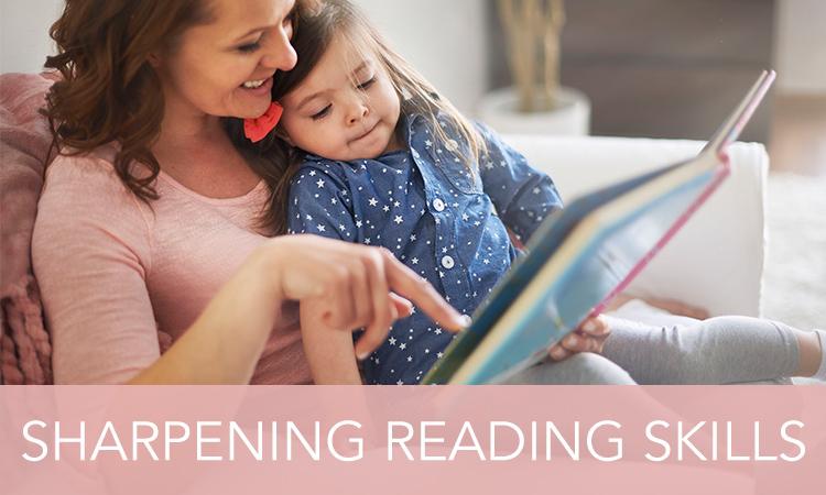 Sharpening Reading Skills