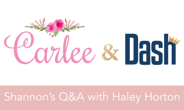 Carlee and Dash Interview