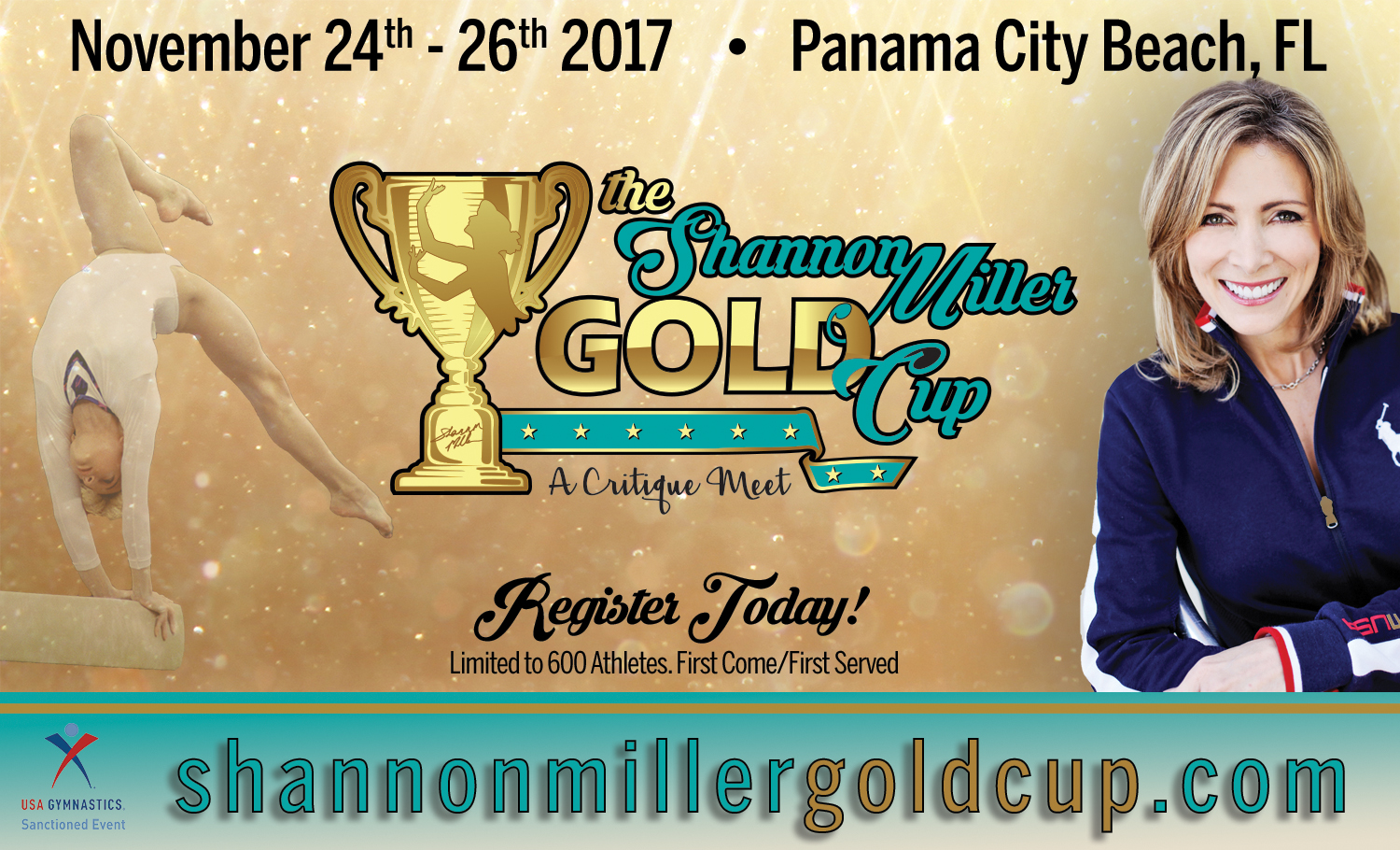 Shannon Miller Gold Cup