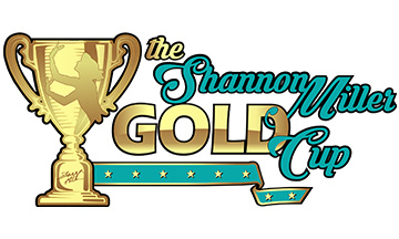 Shannon Miller Gold Cup Logo