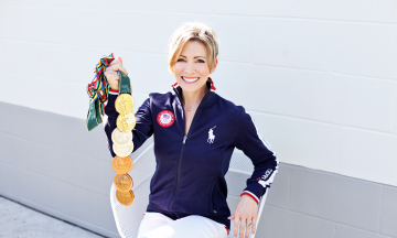 Shannon Miller Olympic Medals