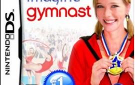 Nintendo DS Imagine Gymnast game.