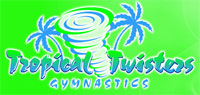 Tropical Twisters Gymnastics.