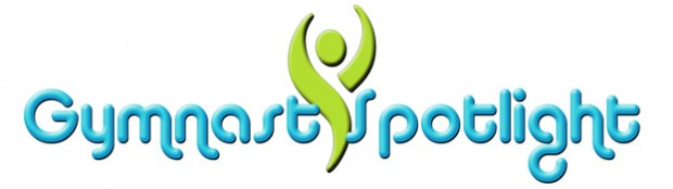 GymnastSpotlight.com logo.