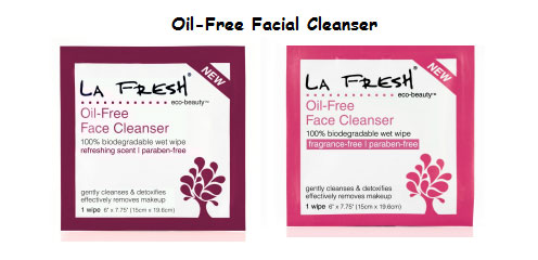 Oil-Free Facial Cleansers