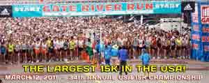 Gate River Run at the Start