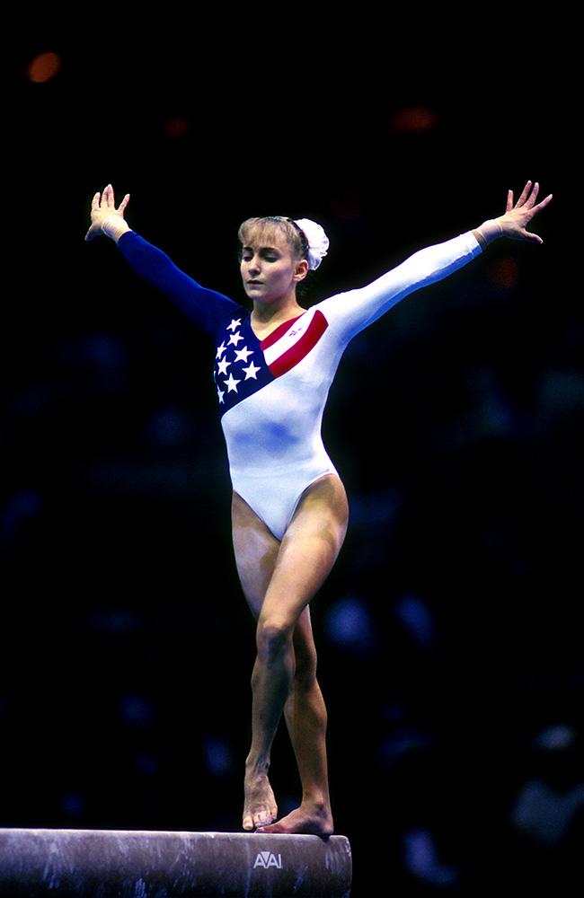 Shannon Miller Gold 1996 Olympics Atlanta