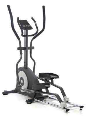 Elliptical machine for walking exercise.
