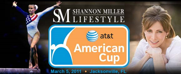 ATT American Cup Celebration and 3 Gymnasts replaced Press Release