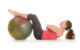 strengthening core muscles