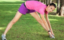 Beat the heat during outdoor exercise