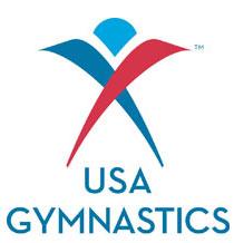 USA Gymnastics logo