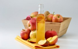 Apple cider vinegar - natural remedy