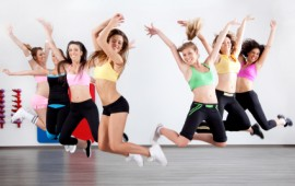 Zumba Excercise Class