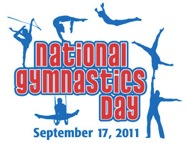 National Gymnastics Day - September 17, 2011