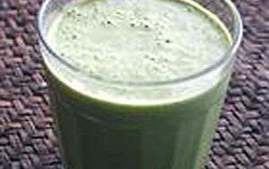 Kale and Fruit Shake