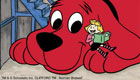 Clifford the Big Red Dog and Emily Elizabeth reading - preview