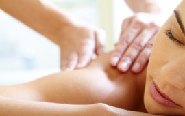 Reducing stress with Massage