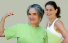 Menopause means weaker bones