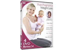 Shannon Miller's Post Pregnancy Weight Loss DVD at Target