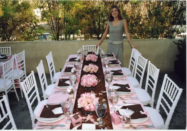Baby Shower Ideas From Famous Event Planner Cathy Riva