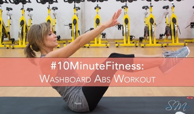 washboard abs Shannon Miller